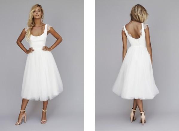 Collection de robe de mariée de Rime Arodaky, modèle nina