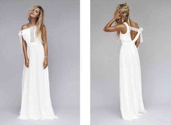 Collection de robe de mariée de Rime Arodaky, modèle pixie