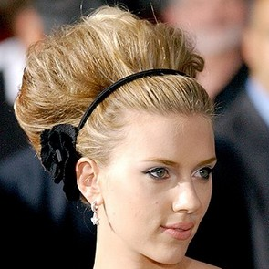Coiffez-vous comme Scarlett Johansson