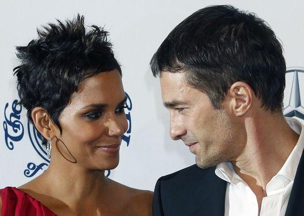 Halle Berry et Olivier Martinez se sont mariés en France