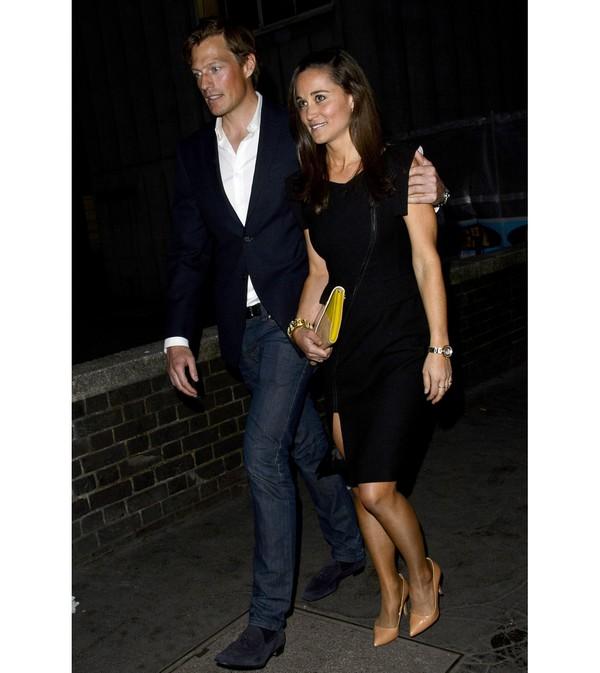 Pippa Middleton : un mariage en 2013 ?