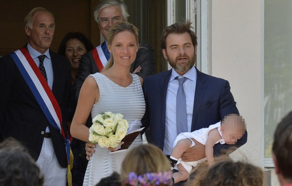 Le mariage de Clovis Cornillac et Lilou Fogli