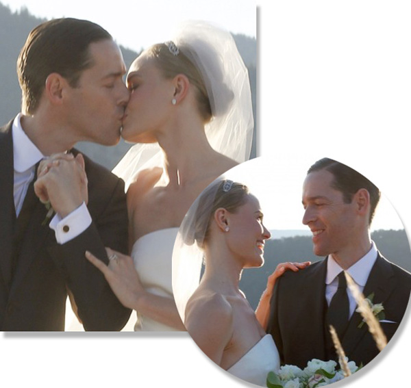Le mariage de Kate Bosworth et Michael Polish