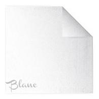 Serviettes en papier Fiesta, 40 x 40cm, blanc