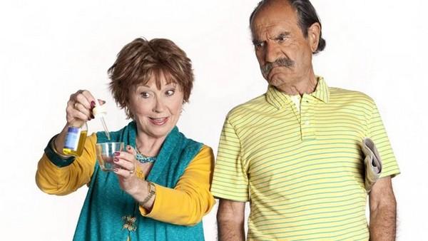 Scène de ménage : Huguette et Raymond