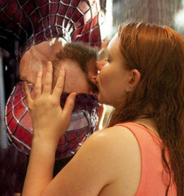 Photos de mariage : ils parodient Spiderman