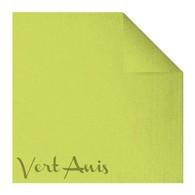 Serviettes en papier Fiesta, 40 x 40cm, vert anis
