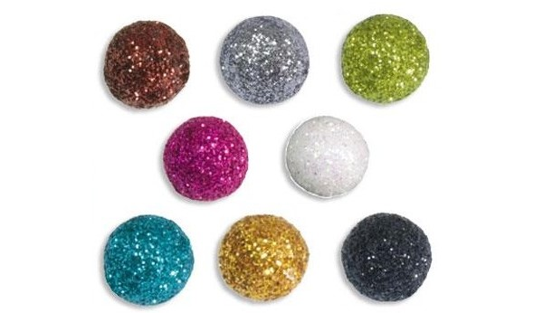 Comment utiliser nos mini boules pailletées ?