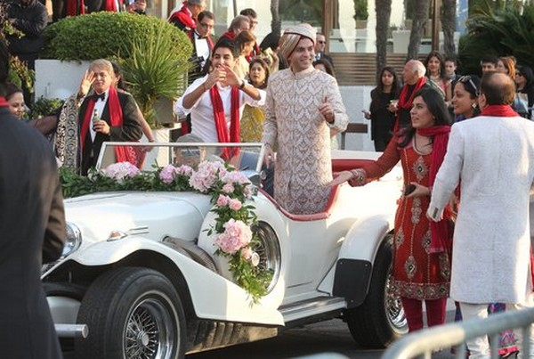 Un mariage cannois à 3.5 millions d'euros !