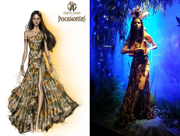 Pocahontas par Roberto Cavalli