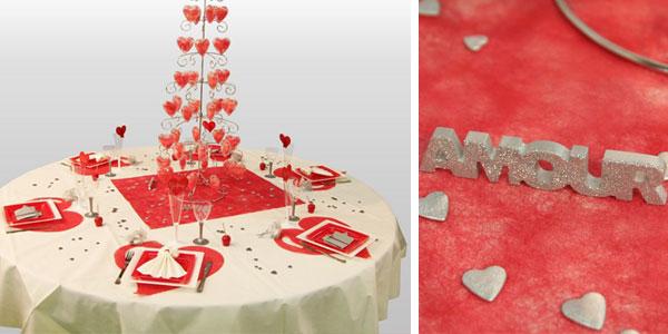 Vous allez craquer pour nos confettis 3D coeurs !