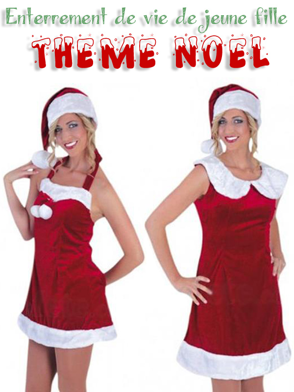 Déguisements de Noël pour les femmes