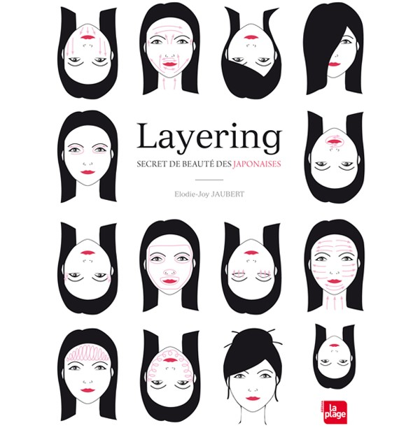 Layering - Secret de Beauté des Japonaises