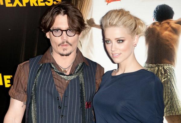 Johnny Depp, bientôt marié avec Amber Heard ?