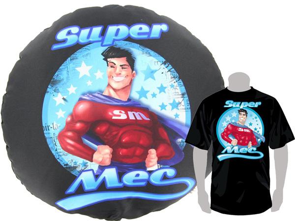 Accessoires Super Mec