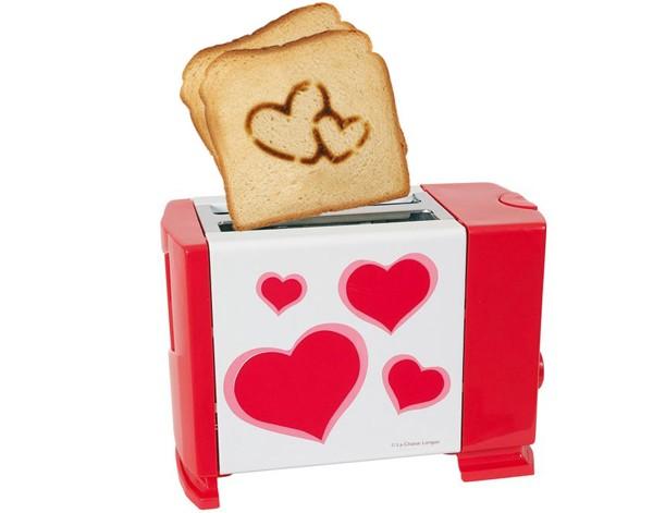 Cadeaux de mariage insolites : 27 grille-pain !