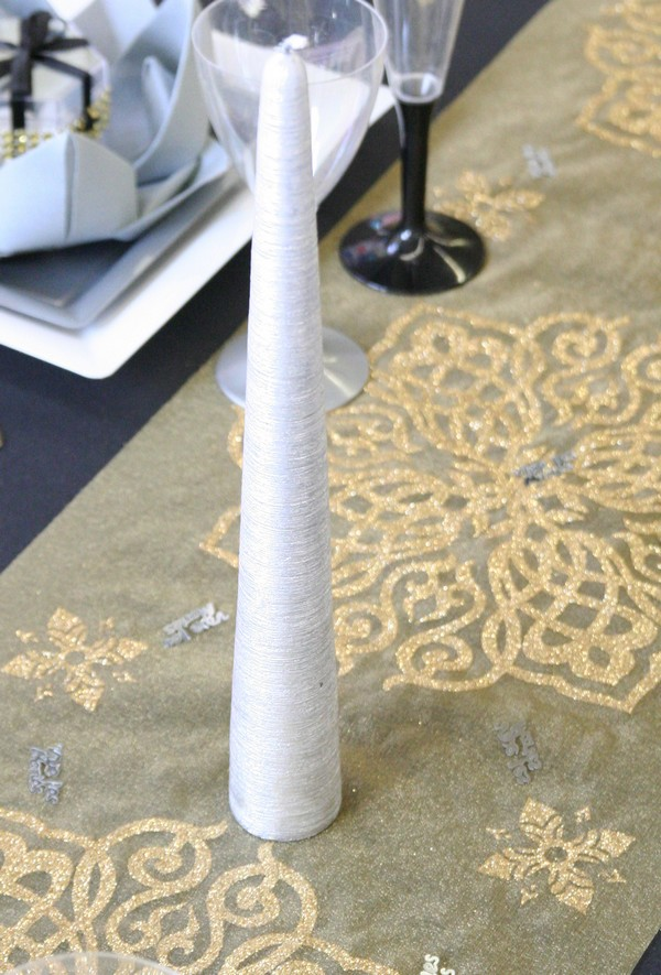 une dcoration de table orientale pour votre mariage - Bougie Mariage Oriental
