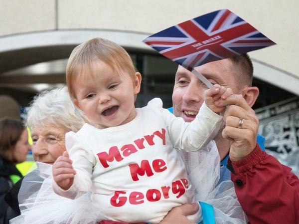 Elles demandent (déjà) le prince George en mariage !