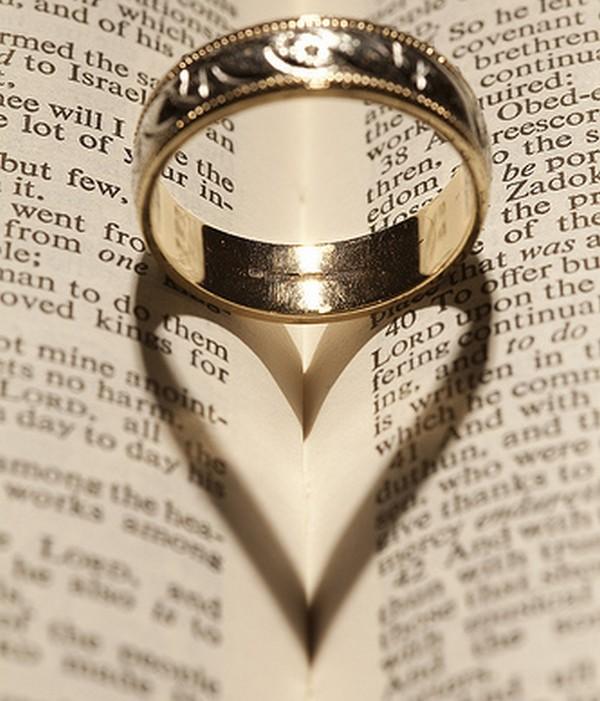 Le mariage est bon pour le coeur !