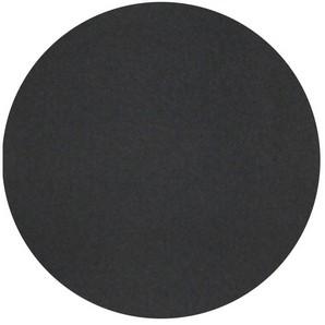 Nappe ronde Surlys noir, 240cm