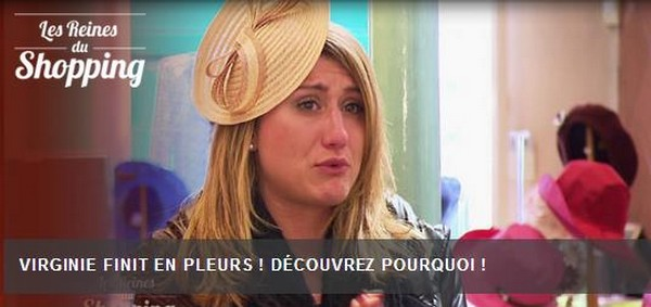 Les Reines du Shopping : Mariage avec chapeau obligatoire