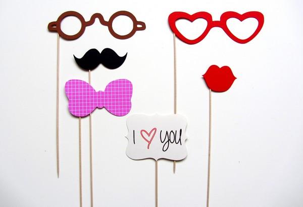 Coup de ♥ : les accessoires pour photobooth !