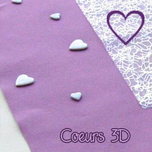 Cœurs 3D