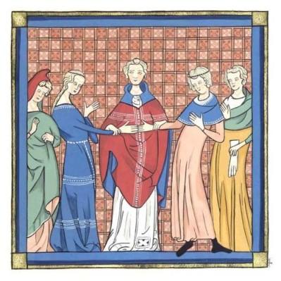 Idée de thème insolite : le mariage médiéval