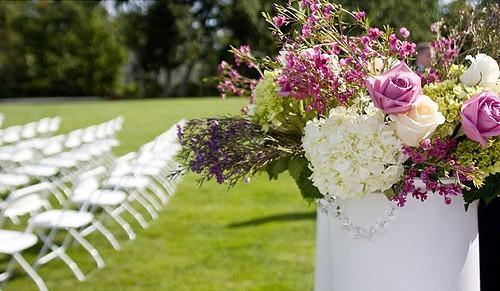 Mariage : la symbolique des fleurs