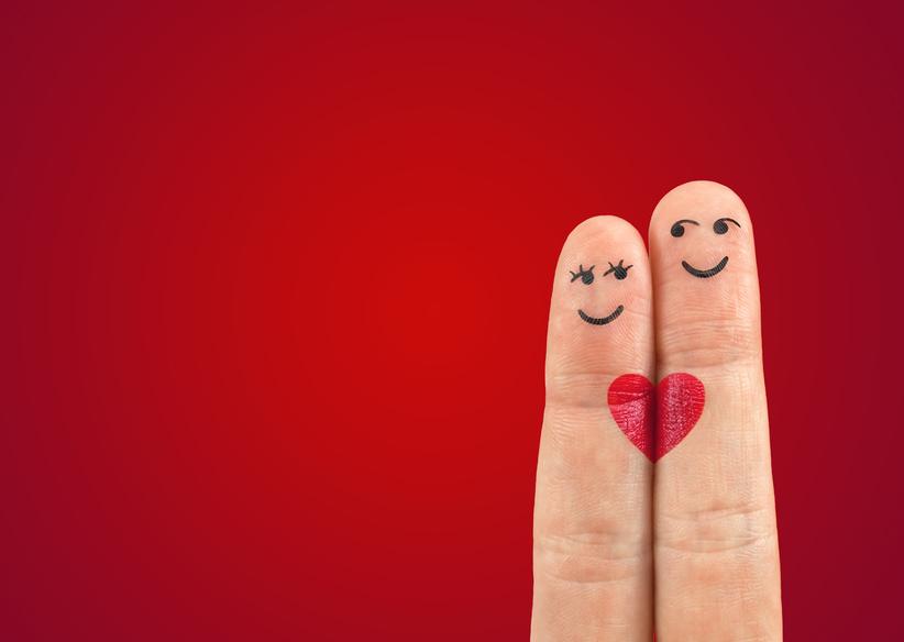 Couple de doigts