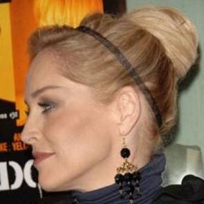 Coiffez-vous comme Sharon Stone