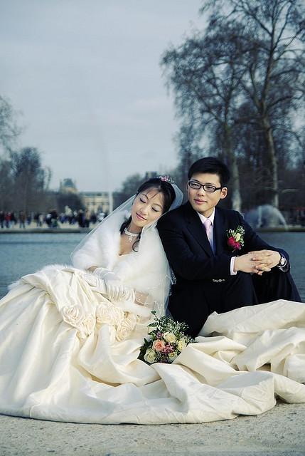 A la découverte du mariage chinois