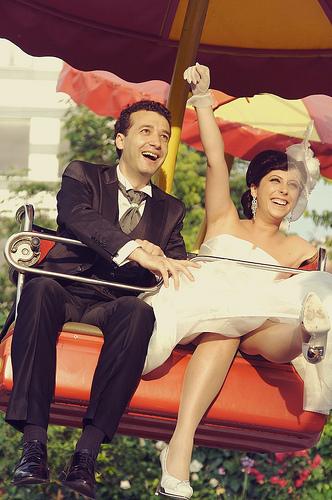Idée de thème pour votre mariage : la fête foraine !