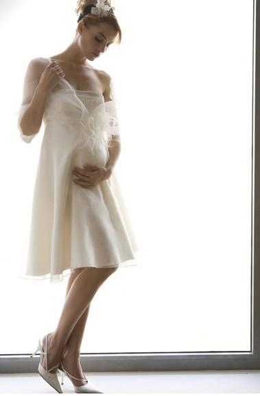 Se marier en attendant bébé...