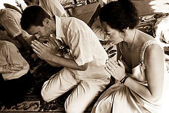 A la découverte du mariage Bouddhiste...