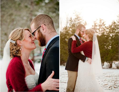 optez pour un mariage d'hiver