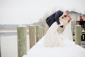 Tendance : optez pour un mariage d'hiver !