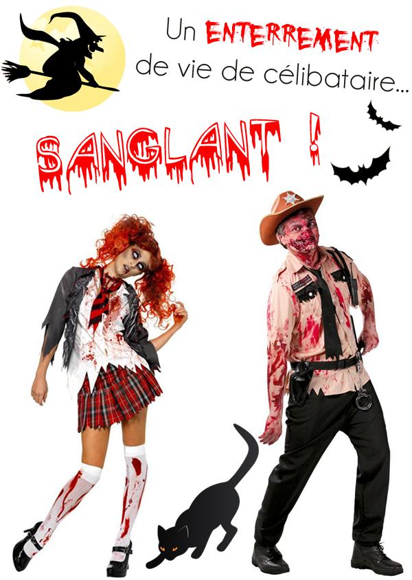 Déguisements, accessoires et décorations pour Halloween