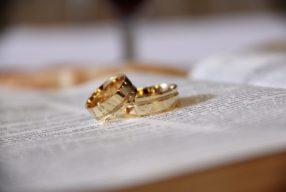 Les alliances de mariages