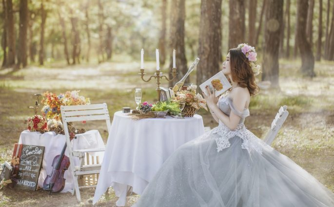 Des idées pour un mariage original 2e partie