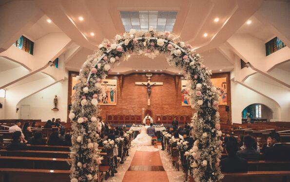 Mariage civil et religieux